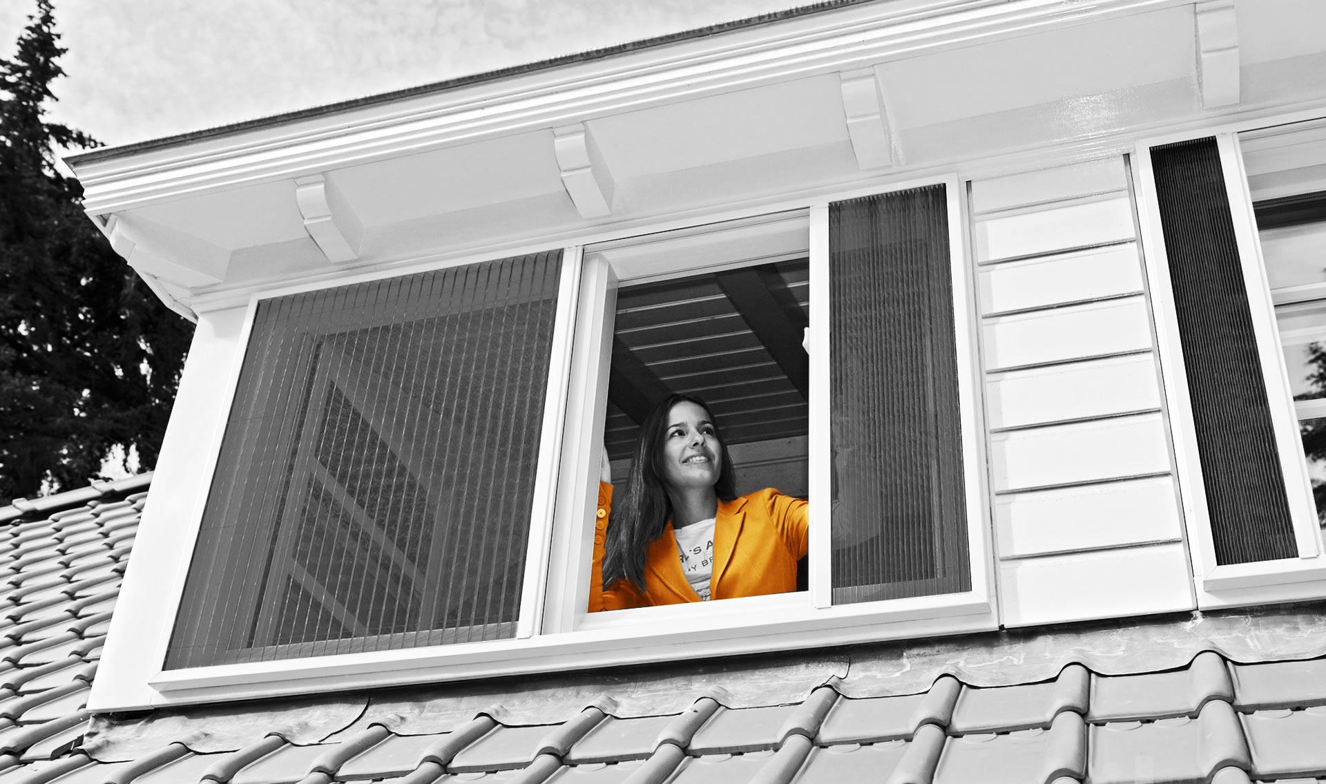 Hordeur Openslaande Deuren : Raam en deur horren de kamper deuren en zonwering